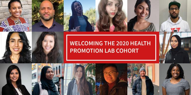 2020 health promotion lab cohort